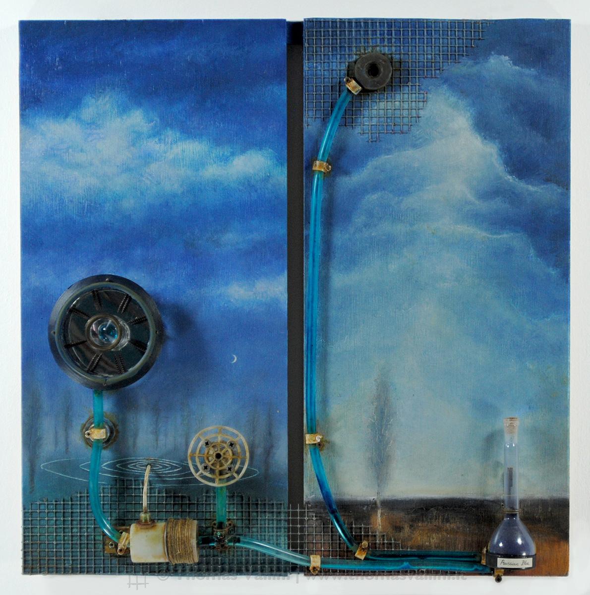 ZOOM - Blu (Turbina Cromoestrattiva)